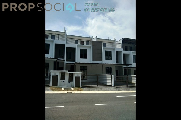 For Sale Terrace at Pekan Batang Kali, Batang Kali Freehold Unfurnished 4R/4B 490k