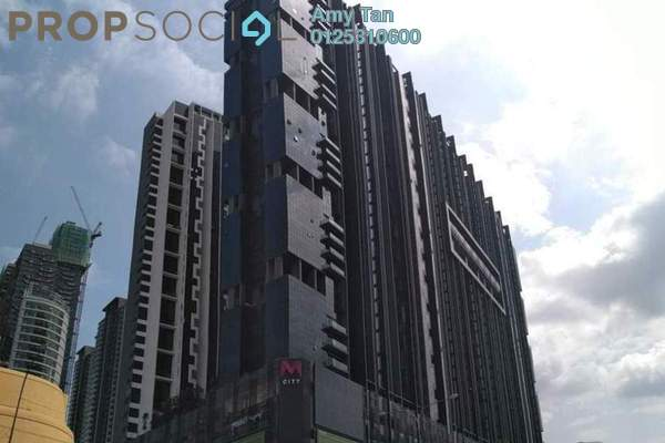 For Sale Serviced Residence at M City, Ampang Hilir Freehold Unfurnished 0R/0B 405k
