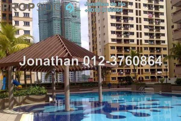 For Sale Condominium at Pelangi Damansara Sentral, Mutiara Damansara Leasehold Fully Furnished 3R/2B 360k
