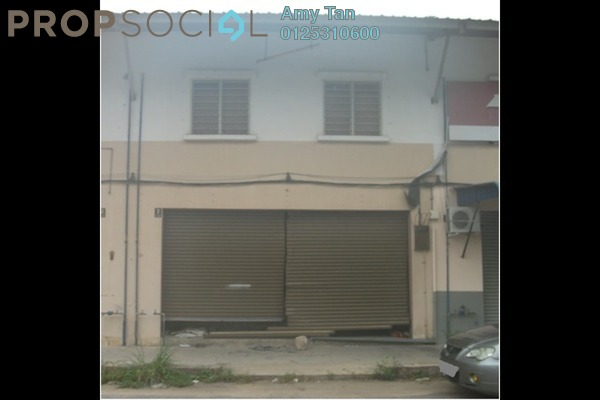For Sale Terrace at Pusat Bandar Muadzam Shah, Pahang Leasehold Unfurnished 0R/0B 71k