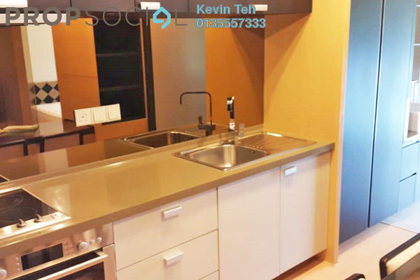 For Rent Condominium at 10 Mont Kiara, Mont Kiara Freehold Fully Furnished 1R/1B 2.5k