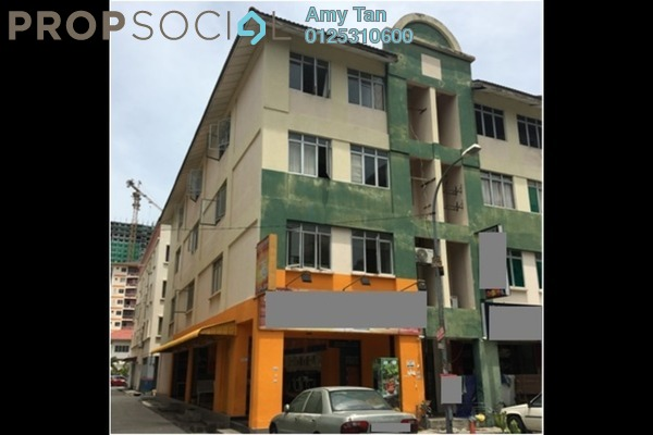 For Sale Shop at Taman Mas Sepang, Puchong Freehold Unfurnished 0R/0B 110k