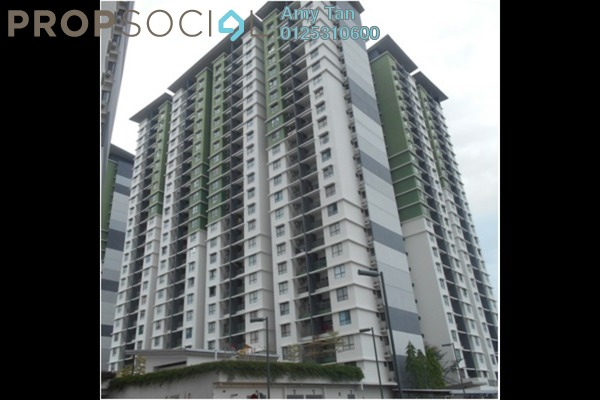 For Sale Condominium at Ivory Residence, Kajang Leasehold Unfurnished 0R/0B 350k