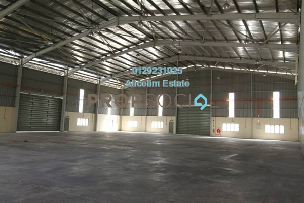 For Rent Factory at Rawang Integrated Industrial Park, Rawang Freehold Unfurnished 0R/2B 18k