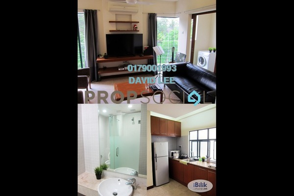 For Rent Serviced Residence at 10 Semantan, Damansara Heights Freehold Fully Furnished 2R/2B 1.8k