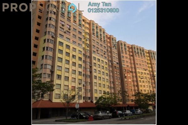 For Sale Apartment at Desaminium Flora, Bandar Putra Permai Freehold Unfurnished 0R/0B 200k
