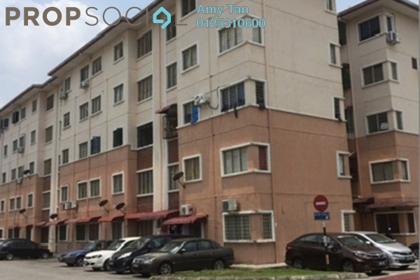 For Sale Apartment at Taman Puchong Prima, Puchong Freehold Unfurnished 0R/0B 140k