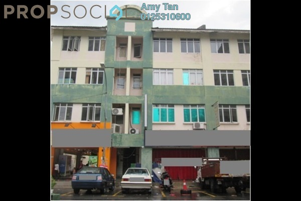 For Sale Shop at Taman Mas Sepang, Puchong Freehold Unfurnished 0R/0B 120k