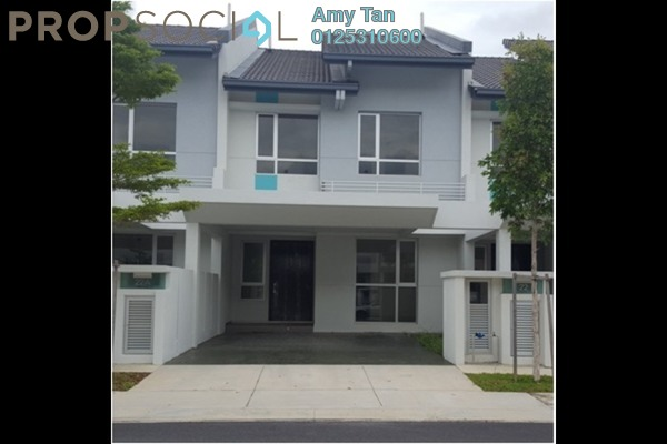 For Sale Terrace at Bayan, Tropicana Aman Freehold Unfurnished 0R/0B 745k