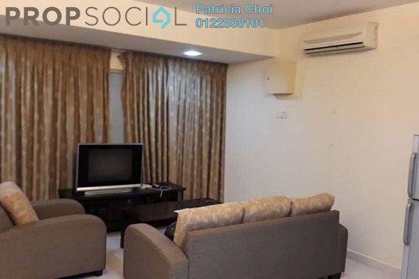 For Rent Condominium at Menara Jaya, Petaling Jaya Freehold Fully Furnished 1R/1B 1.7k