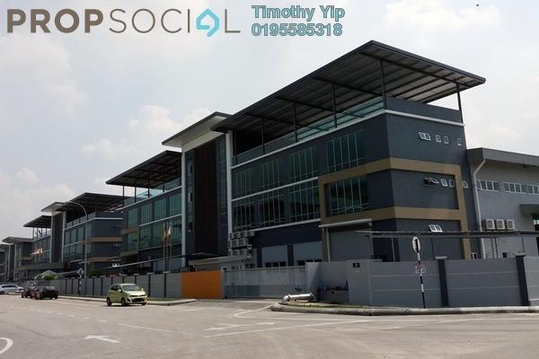 For Sale Factory at ETP 2 @ Meru Industrial Park, Meru Freehold Unfurnished 1R/1B 6.79m
