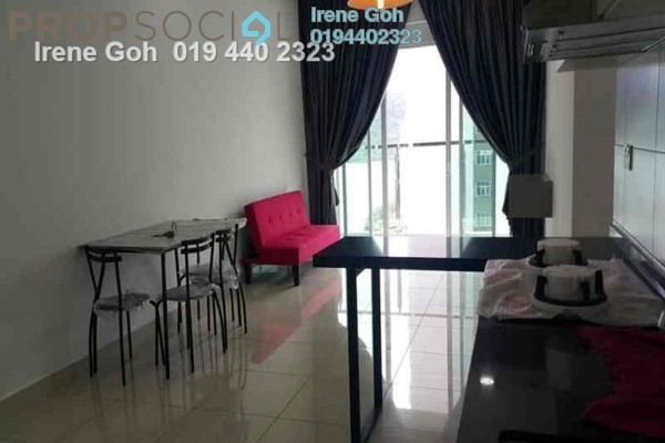 For Rent Condominium at Tropicana Bay Residences, Bayan Indah Freehold Fully Furnished 3R/2B 2.2k