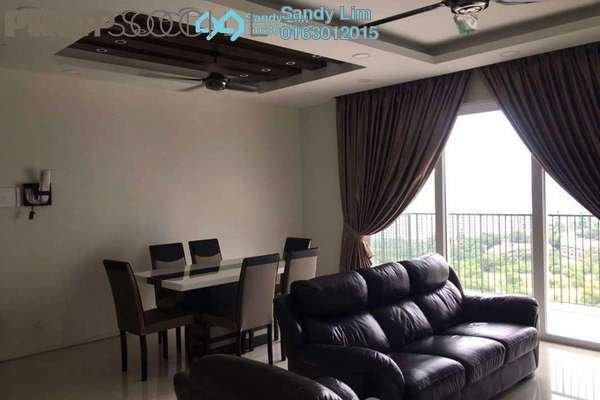 For Rent Condominium at Verdi Eco-dominiums, Cyberjaya Freehold Fully Furnished 3R/2B 3.2k