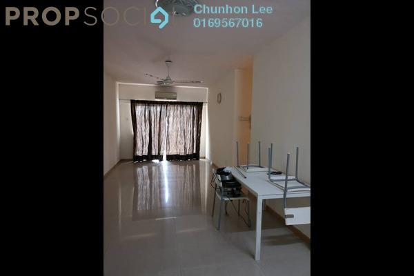 For Rent Condominium at Kuchai Avenue, Kuchai Lama Freehold Semi Furnished 3R/2B 1.68k