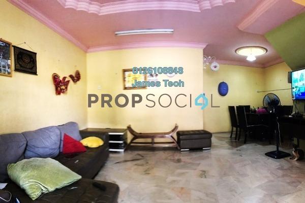For Sale Terrace at Taman Saga, Klang Freehold Semi Furnished 4R/3B 455k