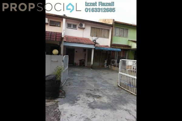 For Sale Terrace at Taman Serdang Raya, Seri Kembangan Freehold Unfurnished 4R/3B 490k