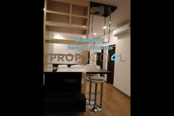 For Rent Apartment at Landmark II, Bandar Sungai Long Freehold Fully Furnished 1R/1B 1.35k
