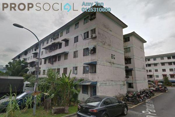 For Sale Apartment at Pandan Indah, Pandan Indah Freehold Unfurnished 0R/0B 107k