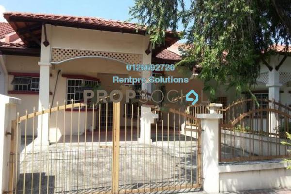 For Rent Terrace at Damai Murni, Alam Damai Freehold Unfurnished 3R/2B 1.4k