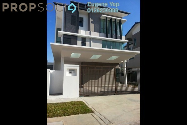 For Sale Semi-Detached at Ambang Botanic 2, Klang Freehold Unfurnished 6R/6B 2.3m