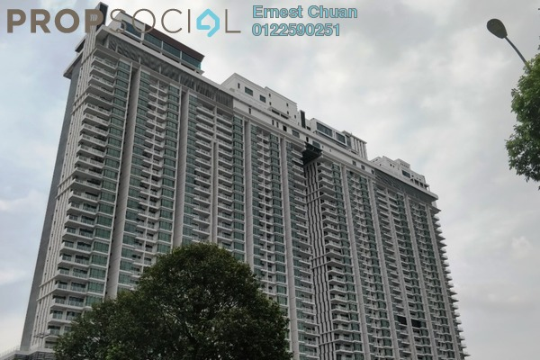 For Sale Serviced Residence at One Residences, Sungai Besi Leasehold Semi Furnished 2R/2B 576k