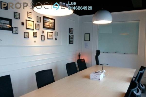 For Sale Office at Prima Avenue, Kelana Jaya Freehold Fully Furnished 0R/0B 990k