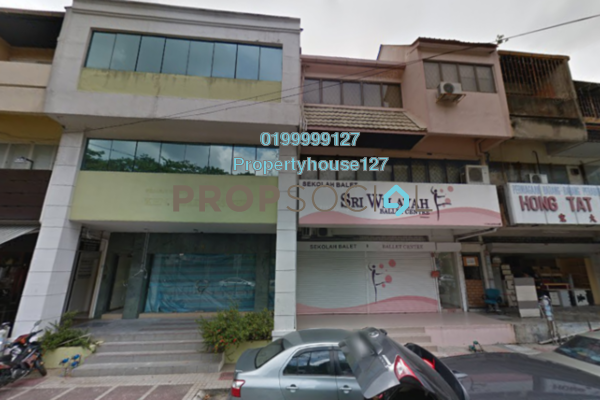 For Rent Shop at Pinggiran Taman Tun Dr Ismail, TTDI Freehold Unfurnished 0R/0B 18k