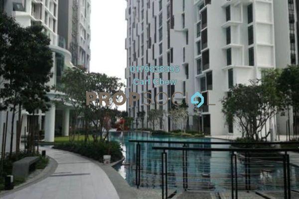 For Rent Condominium at H2O Residences, Ara Damansara Freehold Fully Furnished 2R/2B 2.5k