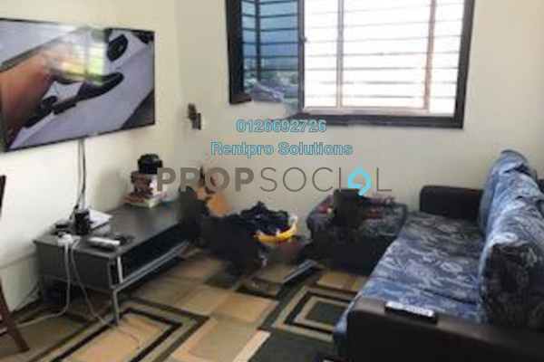 For Rent Apartment at Sri Penara, Bandar Sri Permaisuri Freehold Fully Furnished 2R/1B 1.1k