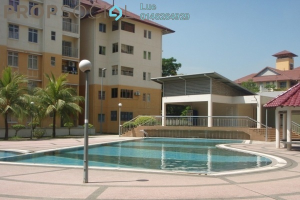 For Sale Apartment at Bayu Villa, Klang Freehold Unfurnished 3R/2B 240k