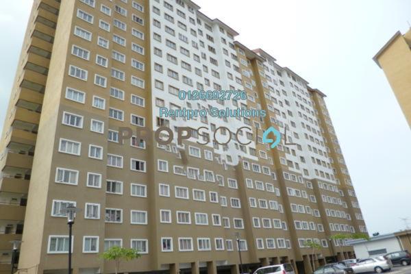 For Rent Condominium at Putra Suria Residence, Bandar Sri Permaisuri Freehold Fully Furnished 3R/2B 1k