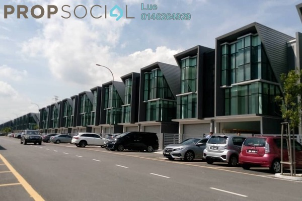 For Rent Factory at Nouvelle Industrial Park @ Meru, Klang Freehold Unfurnished 0R/0B 5k