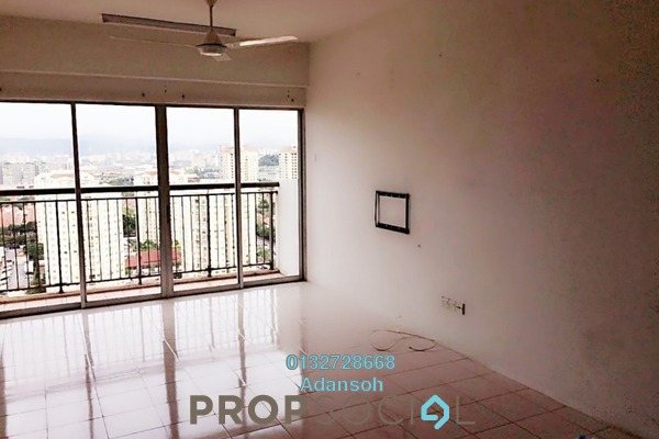 For Sale Condominium at Plaza Medan Putra, Bandar Menjalara Freehold Semi Furnished 3R/2B 335k