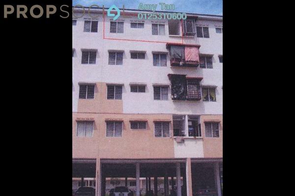 For Sale Apartment at Nuri Apartment, Bandar Bukit Mahkota Freehold Unfurnished 0R/0B 98k