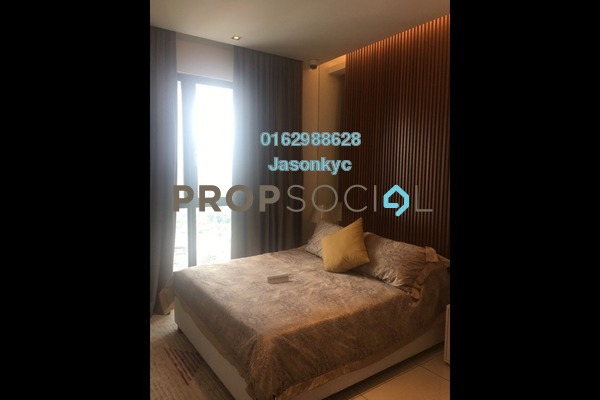 For Sale Condominium at KL Traders Square, Kuala Lumpur Freehold Semi Furnished 3R/2B 479k