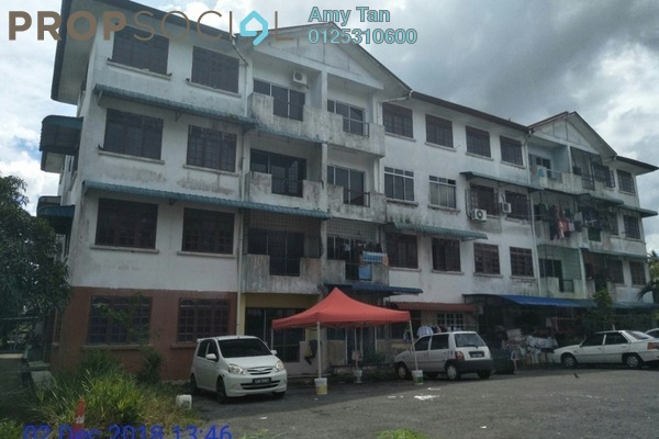 For Sale Apartment at Taman Suria Jaya, Kuching Leasehold Unfurnished 0R/0B 81k