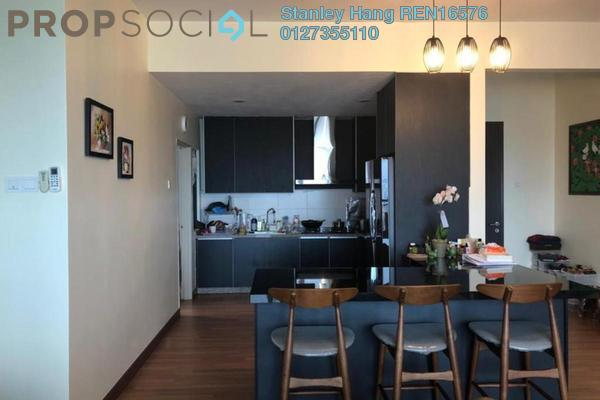 For Sale Condominium at Zefer Hill Residence, Bandar Puchong Jaya Freehold Semi Furnished 4R/3B 650k