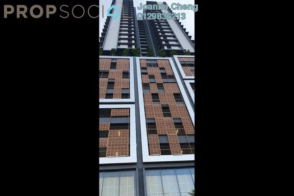 For Sale Serviced Residence at Biji Living, Petaling Jaya Freehold Semi Furnished 3R/2B 986k