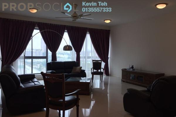 For Rent Condominium at Gateway Kiaramas, Mont Kiara Freehold Fully Furnished 2R/2B 4.2k