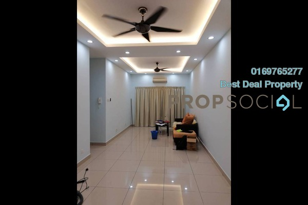 For Sale Serviced Residence at OUG Parklane, Old Klang Road Freehold Semi Furnished 3R/2B 425k