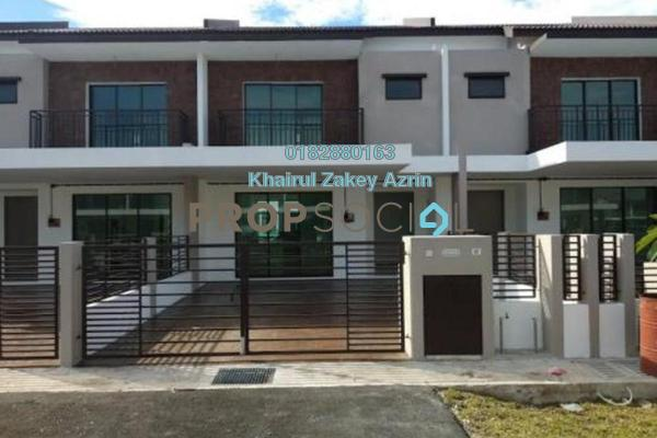 For Sale Terrace at Kota Warisan, Sepang Leasehold Unfurnished 4R/3B 580k