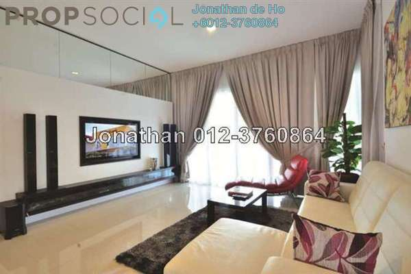 For Sale Condominium at V'Residence, Cyberjaya Leasehold Semi Furnished 3R/2B 900k