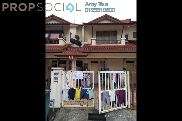For Sale Townhouse at Taman Balakong Jaya, Balakong Freehold Unfurnished 0R/0B 315k