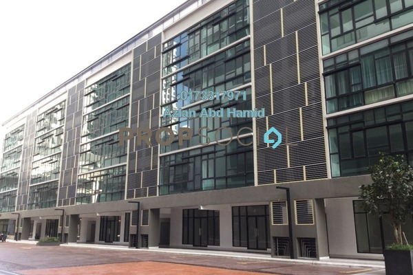 For Rent Shop at Conezión, IOI Resort City Freehold Unfurnished 0R/2B 2.58k