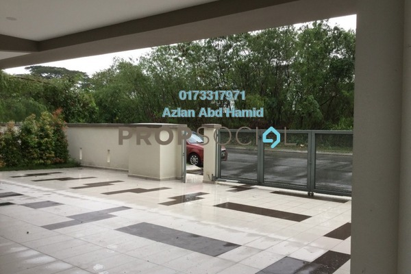 For Sale Bungalow at Taman Tasik Titiwangsa, Titiwangsa Leasehold Semi Furnished 4R/6B 2.65m