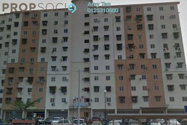 For Sale Apartment at Taman Gombak Permai, Batu Caves Freehold Unfurnished 0R/0B 100k