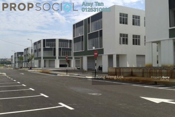 For Sale Office at Pusat Bandar Rawang, Rawang Freehold Unfurnished 0R/0B 85k