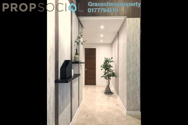 For Rent Condominium at The Astaka @ 1 Bukit Senyum, Johor Bahru Freehold Fully Furnished 4R/4B 7.8k