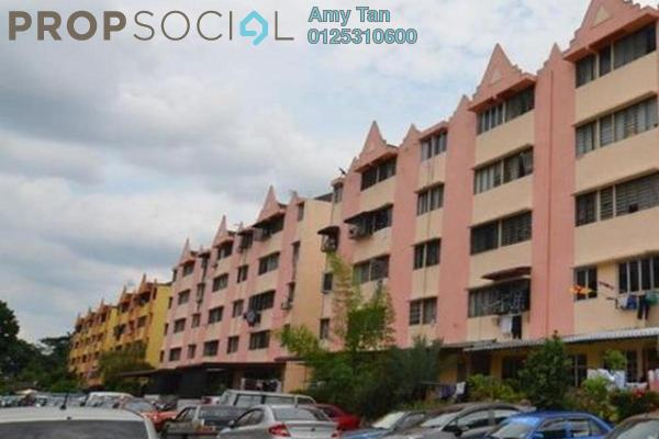For Sale Apartment at Taman Samudra, Batu Caves Freehold Unfurnished 0R/0B 81k