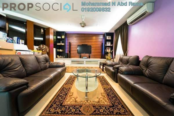 For Sale Terrace at Wangsa Jaya, Wangsa Maju Freehold Semi Furnished 4R/3B 1.68m